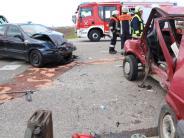 Oettingen: 86-Jährige stirbt nach Unfall
