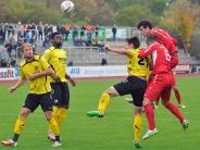 Fußball-Regionalliga: Die letzte Chance für den TSV Rain