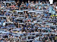 Fußball-Regionalliga: Abschied vor großer Kulisse