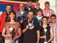 Hobbykegeln: Titelverteidiger feiern außergewöhnliches Jubiläum