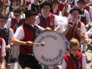 Jubiläum: Wolferstadt feiert seinen Musikverein