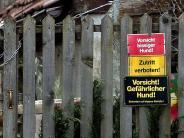 Donau-Ries: Aggressiver Hund in Rainbeißt wieder zu