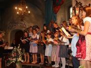 Konzert: Junge Stimmen in altem Gemäuer