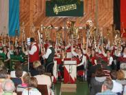 Benefizkonzert: Drei Kapellen im Einklang