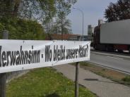 Tapfheim: Karl Malz: Polder-Dialog eine Farce