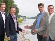 Niederschönenfeld/Donauwörth: Kraftwerksbetreiber will der Natur am Lech helfen