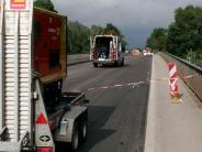 """Verkehr: Sanierung der Lechbrücke wird """"eine Punktlandung"""""""