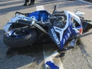 Donauwörth: Mehrere Motorradfahrer schwer verletzt