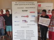 Gesundheit: Große Spendenbereitschaft in Daiting