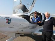 Flugplatzfest: Der uralte Traum lebt weiter