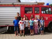 Nachwuchsarbeit: Münster gründet eine Feuerwehr für Kinder