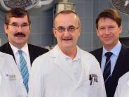 Krankenhaus: Bedauern über Kochs Abschied