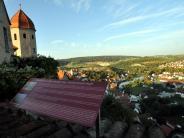 Freizeit: Schöne Aussichten von der Harburg