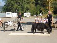 Aktion: Mit Hund, Katze und Pony viel geboten