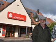 Infrastruktur: Dorfladen soll in Sparkasse