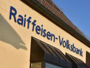 Donauwörth: Raiffeisen-Volksbank Donauwörth macht sieben Filialen dicht