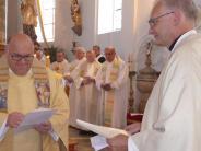 Kirche: Der neue Pfarrer von Marxheim und Daiting ist da
