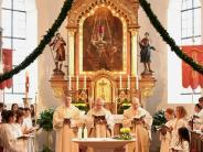 Kirche: Glaubensaufruf in Erlingshofen