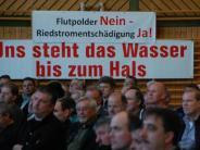 """Hochwasserschutz: Flutpolder: Häusler wittert """"große Sauerei"""""""