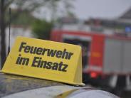 Kaisheim: Feuer: Zehnjährige schlägt Alarm