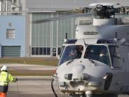 """Donauwörth: Airbus Helicopters zeigt neues Modell """"Seelöwe"""""""