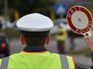 Donauwörth: Führerschein weg, doch Frau fährt weiter