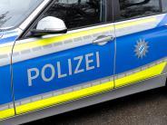 Nordendorf: Auto brennt nach Unfall völlig aus