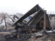 Ammerfeld: Brand richtet großen Schaden an