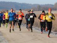 Laufsport: Gemütlich ums frostige Wolferstadt