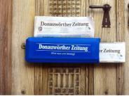 Tapfheim: Unbekannte klauen Zeitungen
