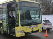 Donauwörth: Linienbusse krachen aufeinander: Zahl der Verletzten noch höher