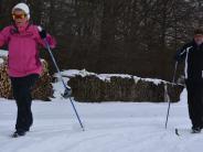Kaisheim-Hafenreut: Auf langen Skiern durchs Land