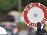 Monheim: 30-Jähriger wohl unter Drogen am Steuer