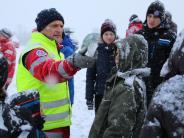Nördlingen: Der Landkreis im Griff der Kälte