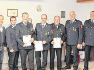 Feuerwehr: Büchler ist jetzt Ehrenvorsitzender