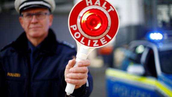 Blitzmarathon in Bayern: Vorsicht, hier wird geblitzt!