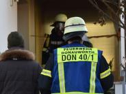 Donau-Ries: 81-Jährige stirbt nach Brand in Harburg