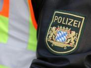 Buchdorf: Ohne Führerschein hinterm Steuer
