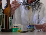 Alkohol: Kater an Fasching: Was hilft dagegen?