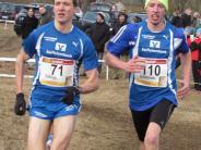 Laufsport: Durch Dreck und Gras auf den Silberrang