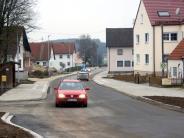 Gosheim: Die Ortsdurchfahrt ist bald wieder zu