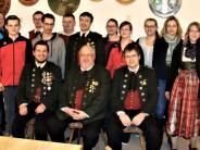 Schützen: Neue Gesichter im Vorstand