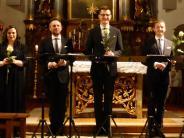 Konzertreihe in Mertingen: Überwältigende Zauberklänge