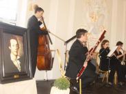 Festakt auf der Harburg: Rosettis Musik – so quirlig wie nie