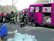 Unfall: Verhängnisvoller Zusammenstoß