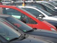 Donauwörth: Mangelware Parkplätze?