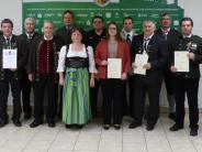 Schützenverein: Ehrennadeln fürs Ehrenamt