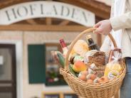 Einkaufen: Aus der Region auf den Teller