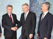 Banken: VR-Vorstand Karmann verabschiedet sich
