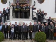 Tradition: Treffen im Schloss